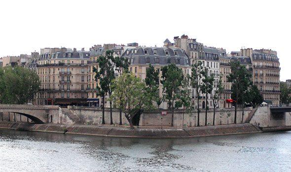 L'île Saint-Louis, romantica isoletta nel cuore di Parigi