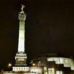 La Piazza della Bastiglia di Parigi e la Colonna di Luglio
