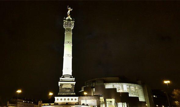 La Piazza della Bastiglia di Parigi e la Colonna di Luglio: un importante pezzo di storia francese