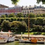 Il giardino del porto dell'Arsenal, uno spazio verde e originale a Parigi
