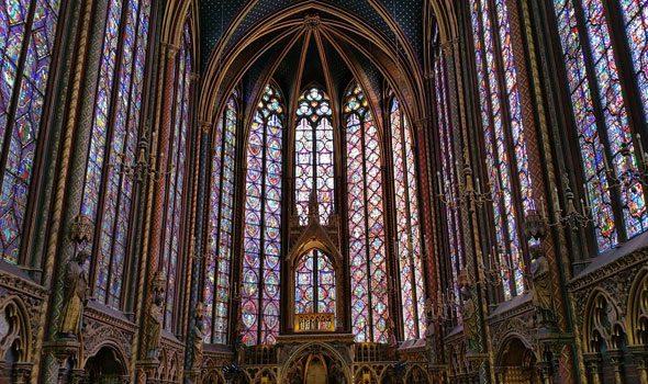 La Sainte-Chapelle di Parigi, sorprendente gioiello del gotico