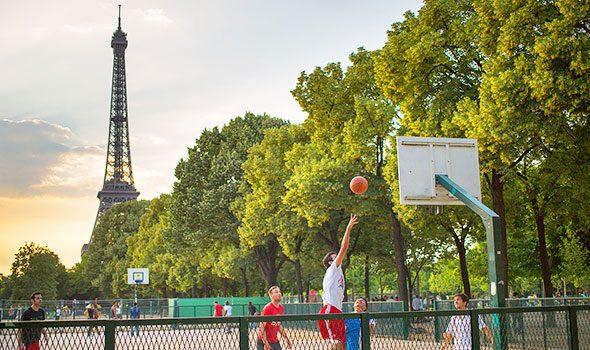 Dove giocare a Basket a Parigi? I 6 migliori playground della capitale