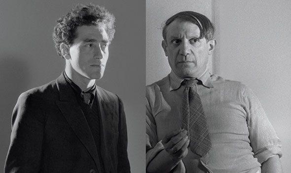 Picasso – Giacometti