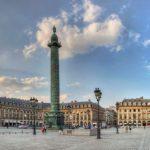 Place Vendôme, la piazza simbolo del lusso e dell'eleganza a Parigi