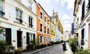 La rue Crémieux: la via più colorata di Parigi