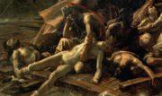 """""""La Zattera della Medusa"""", il capolavoro assoluto di Géricault (da vedere al Louvre di Parigi)"""