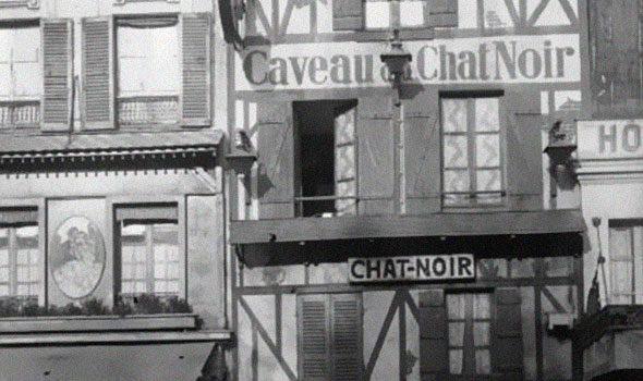 Le Chat Noir, il leggendario cabaret (ormai scomparso) di Parigi