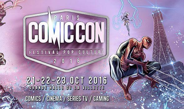 Comic Con' Paris 2016