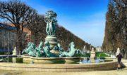 Il raffinato giardino dei grandi esploratori a Parigi: un percorso verde tra storie e sculture
