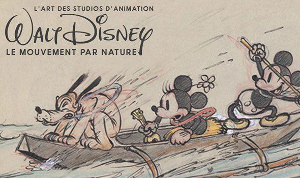 L'Art des Studios d'Animation Disney
