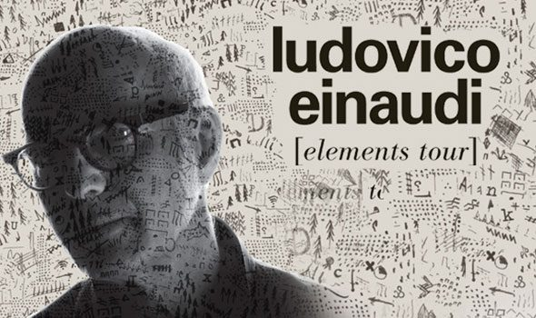 Ludovico Einaudi – Elements Tour