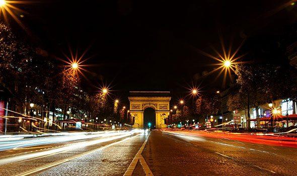 Capodanno a Parigi 2017 sugli Champs Élysées
