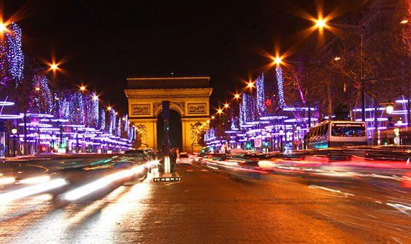 Natale a Parigi 2016: le illuminazioni natalizie sugli Champs-Elysées
