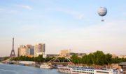 Parigi in Mongolfiera: ammirare la Ville Lumière da una prospettiva unica