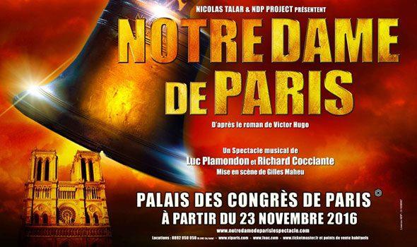 Musical Notre Dame de Paris
