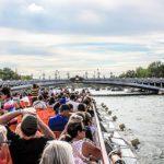 I Bateaux Mouches, per vivere la magia di Parigi in crociera lungo la Senna