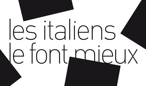 Festival Italien all'Athénée Théâtre Louis Jouvet