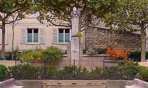 La fontana miracolosa di Montmartre e la leggenda di Saint Denis