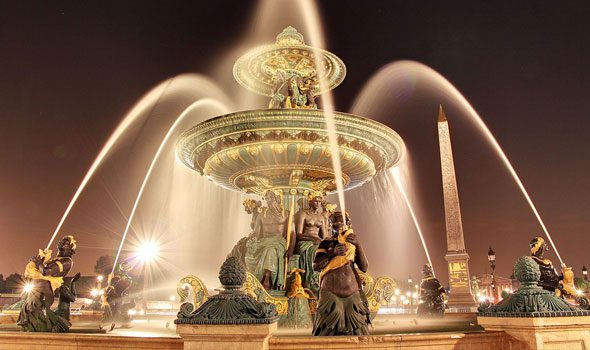 Le 8 più belle fontane di Parigi