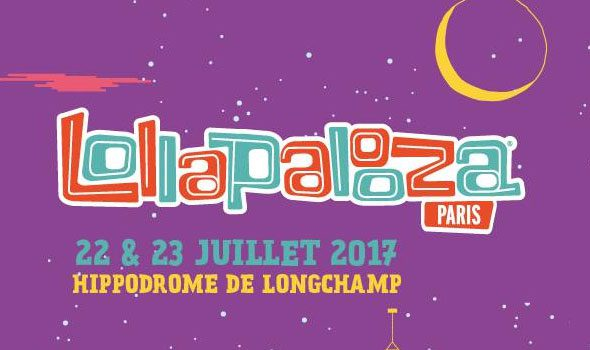 Lollapalooza Parigi 2017