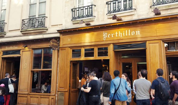 Berthillon: la Gelateria più amata dai Parigini