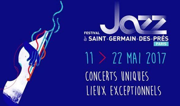 Festival Jazz a Saint-Germain-Des-Prés 2017