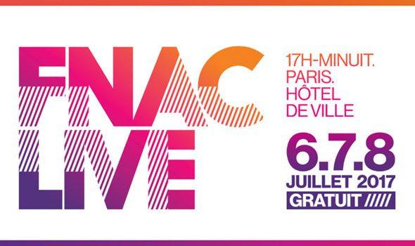 Fnac live festival 2017