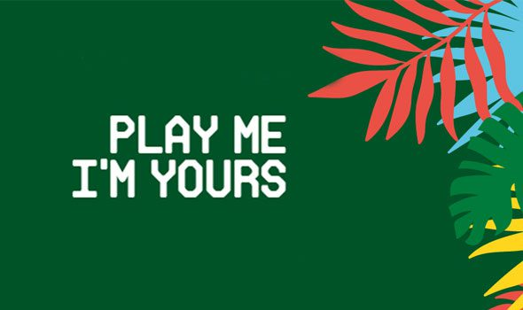 Play Me I'm Yours 2017