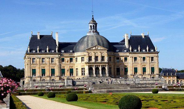 Il Castello di Vaux-le-Vicomte: costruzione imponente che ha ispirò Versailles