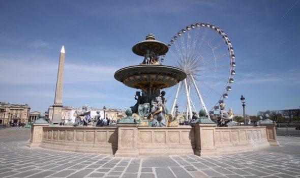 Place de la Concorde, uno dei luoghi più suggestivi e ricchi di storia a Parigi