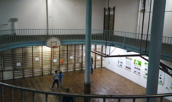 Il più antico Campo da Basket al mondo, un piccolo gioiello nascosto di Parigi