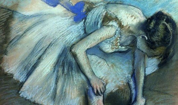 Degas Danse Dessin: Omaggio a Degas con Paul Valéry