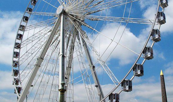 La Ruota Panoramica in Place de la Concorde