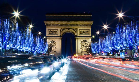 Quando Mettono Le Luci Di Natale A Parigi.Natale A Parigi 2018 Le Magiche Luci Della Ville Lumiere