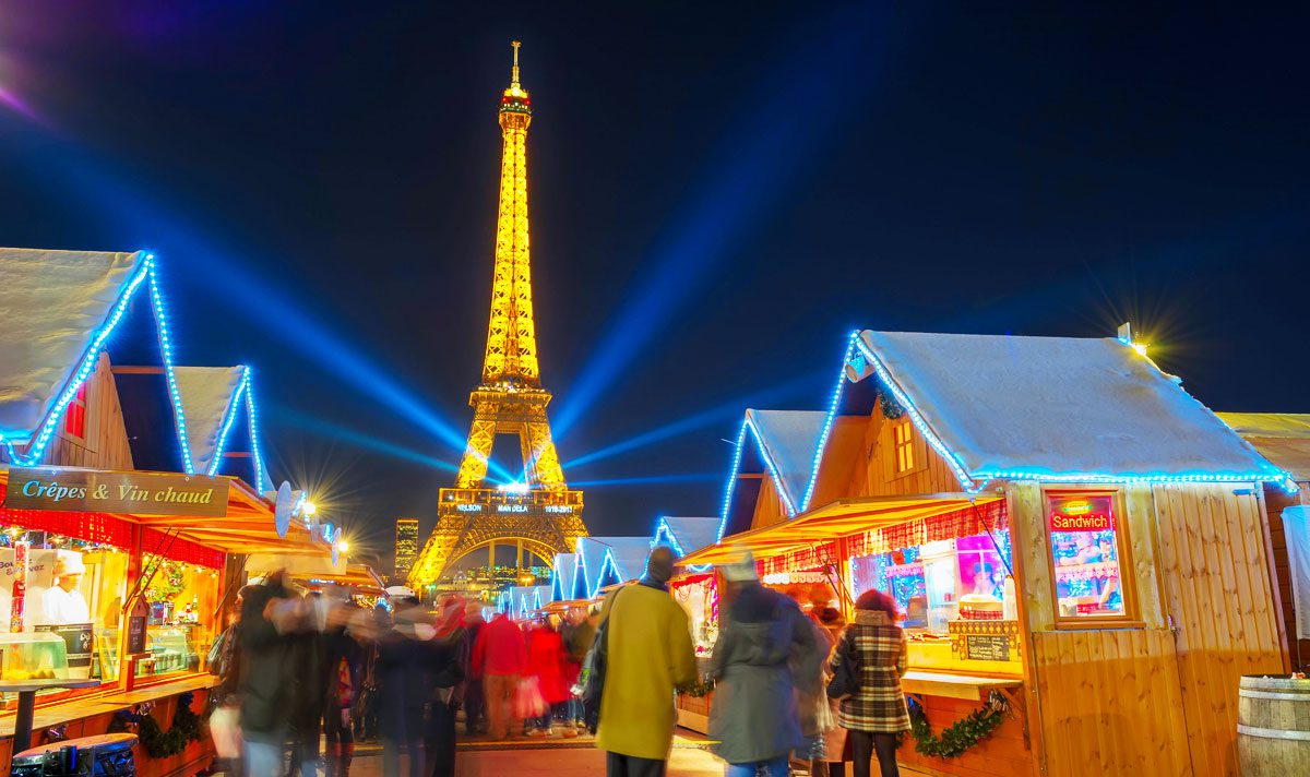 Villaggi Di Natale 2021.Mercatini Di Natale A Parigi 2021 1 10 Piu Belli Da Non Perdere