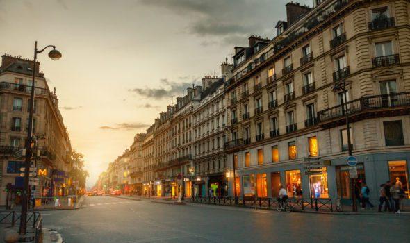 Rue de Rivoli: shopping, arte e storia nel centro di Parigi