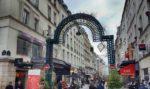 La Rue Montorgueil, via pedonale sempre autentica e colorata di Parigi