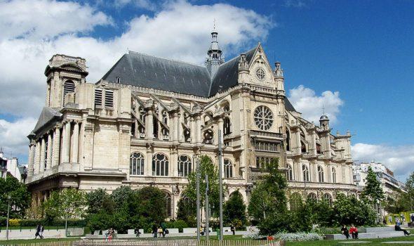 La Chiesa di Saint-Eustache a Parigi, un mix architettonico unico al mondo