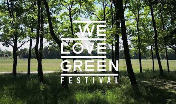 Festival We Love Green 2018