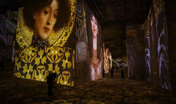 Gustav Klimt (esposizione digitale immersiva)