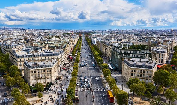 Pedonalizzazione degli Champs-Élysées