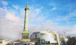 La Piazza della Bastiglia di Parigi e la Colonna di Luglio: un importante momento di storia francese