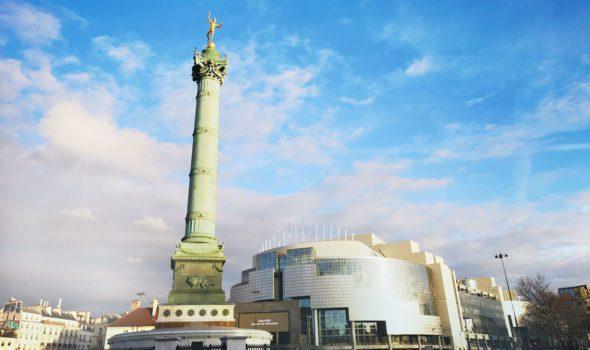 La Piazza della Bastiglia di Parigi e la Colonna di Luglio: un luogo dove si è scritta la Storia