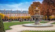 Place des Vosges, la più antica piazza di Parigi