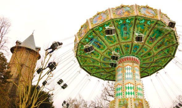 Il Giardino d'Acclimatazione: natura e divertimento a Parigi