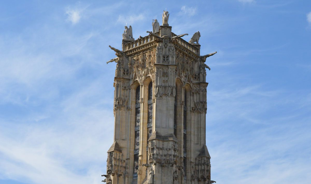 Visita guidata della Torre Saint-Jacques