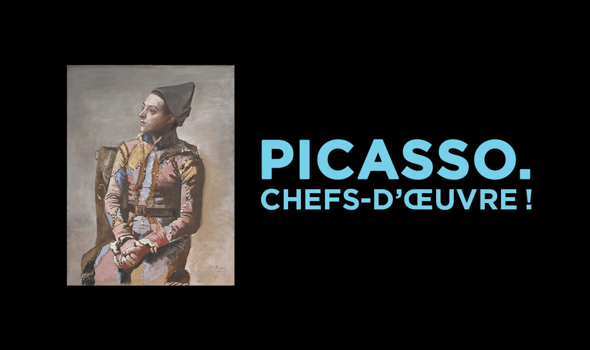 Picasso, Chefs d'oeuvre !