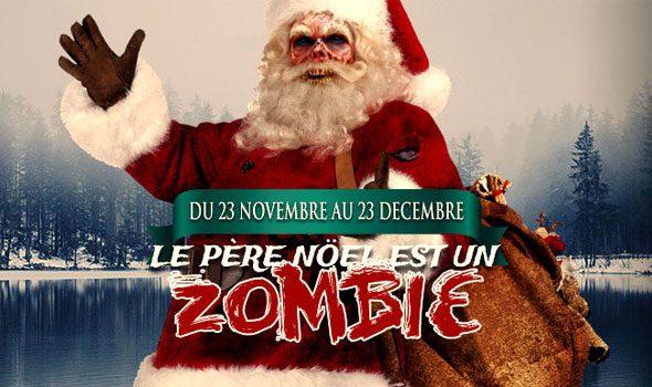 Babbo Natale è uno zombie