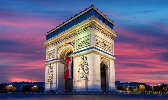 Capodanno a Parigi 2019: festa e spettacolo sugli Champs Élysées