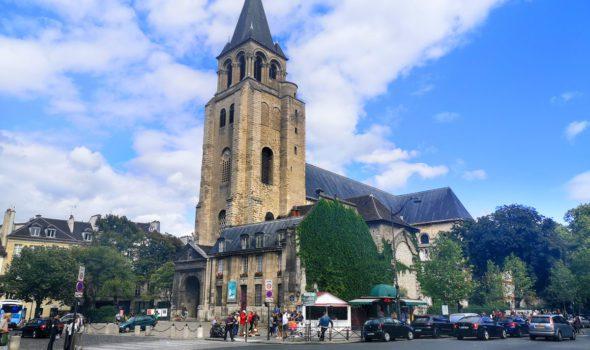 Abbazia di Saint-Germain-des-Prés